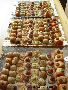 FOOD & CAKES: Pastas saladas variadas y primera receta 2013!