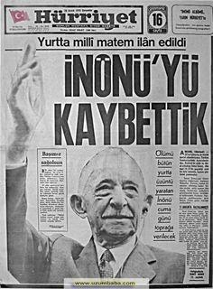 Hürriyet gazetesi 26 aralık 1973