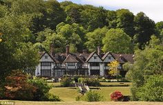 Gidleigh Park, a country house hotel with a a two Michelin Star restaurant headed up by ch...