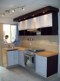 1000 images about cocinas on pinterest concrete kitchen for Cocinas para casas de infonavit