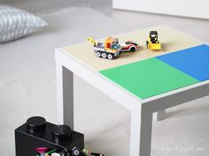Lego table.