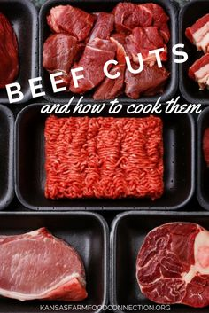 Ever get stuck trying to figure out the best way to use a cut of beef? We are here to help! #Beef