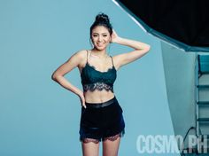 Nadine Lustre ❤️ ABSolutely Gorgeous.