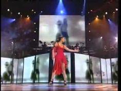 Impresionante Jennifer Lopez y Joaquin Cortes - YouTube