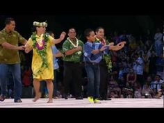 Tribute to Kumu Hula O'Brian Eselu - Merrie Monarch 2012