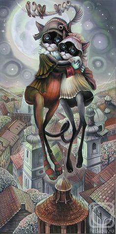 Надежда Соколова родилась в 1973 г. в Дрездене (ГДР). В 1986 - 90 гг. училась в Художественной школе г. Новгорода. В 1995 г. окончила с отличием рекламное отделение…