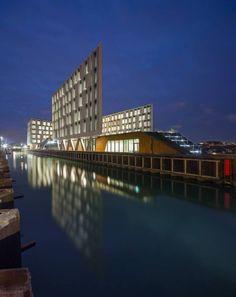 UN CITY in Copenhagen by 3XN
