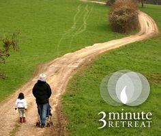 Nunca eres olvidado 3 Minute Retreat