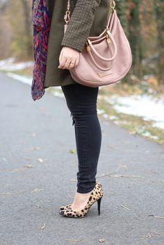 Muted Colors   Winter Outfit   #LivingAfterMidnite