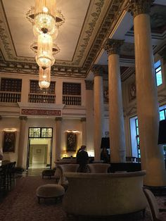 City chic Lifestyle: Tbilisi Marriott Hotel Lobby Bar