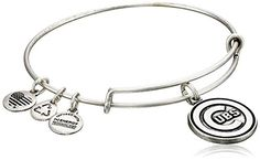 Looking for Alex Ani Chicago Cubs Cap Logo Expandable Bangle Bracelet ? Check out our picks for the Alex Ani Chicago Cubs Cap Logo Expandable Bangle Bracelet from the popular stores - all in one. Silver Bangle Bracelets, Bangles, Wholesale Silver Jewelry, Jewelry Shop, Handmade Jewelry, Chicago Cubs, Women Jewelry, Fashion Jewelry, Bracelets