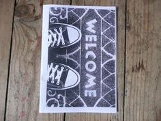 A zine on the theme of WELCOME, which was shown as part of Bradford Refugee Festival exhibition in June 2016, containing personal stories, thoughts, artwork and conversations on the theme.The zin...