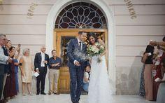 Urban Chic Wedding • Protaseis Gamou www.protaseisgamou.gr Urban Chic, Chic Wedding, Real Weddings, Wedding Dresses, Party, Fashion, Bride Dresses, Moda, Bridal Gowns