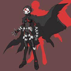 Red X vs Batman Beyond - Comic Vine
