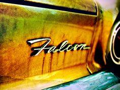 1960 Ford Falcon Art Print