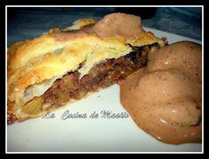 La Cocina de Masito: STRUDELL DE MANZANA