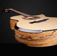 I handcraft bespoke guitars for those who wish to experience the exhilaration of playing a truly responsive instrument fashioned to the highest standard. Baritone Guitar, Fingerstyle Guitar, Archtop Guitar, Ukulele, Acoustic Guitars, Greenfield Guitars, Acoustic Guitar Photography, Guitar Building, Beautiful Guitars