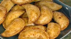 'Puff pastry of happiness!' Natalie Morales makes her mom's empanadas