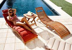 Sparset: Sonnenliege »Havanna (5-tlg.)«