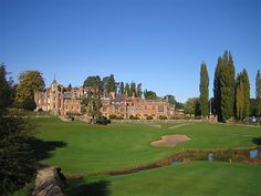 The Rolls of Monmouth Golf Course, Monmouth Wales