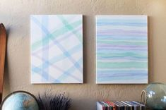 70  Methods of Beautifying Your Blank Walls- DIY Wall Art Projects