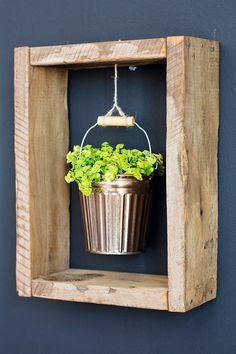 Da caçamba de lixo para a decoração: cinco projetos