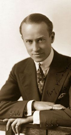 """H.B. Warner (1875 - 1958) A character lead in silent films and a character player in sound films, H.B. Warner is best recalled for three roles: Jesus Christ in Cecil B. DeMille's """"King of Kings"""" (1927), Chang, assistant to the High Lama, in """"Lost Horizon"""" (1937), and Mr. Gower the pharmacist is the perennial """"It's a Wonderful Life"""" (1946). He received a best supporting actor nomination for """"Lost Horizon,"""" and in all appeared in more than 100 films."""