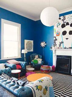 muy buen color el de los muros