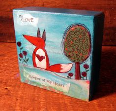 Mixed Media Whimsy - MORE ART, LESS CRAFT