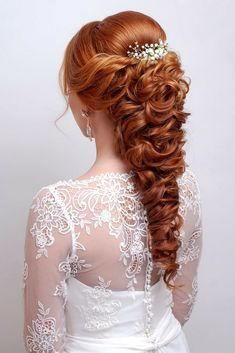 Personal Wedding Hair Styles Collections. Still Browsing For The Fantastic Hairdo For Your Wedding Event? Get Inspired By These Fabulous Styles Which Will Leave All Bridesmaid Tressed To Impress !