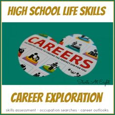 High School Life Skills: Career Exploration from Starts At Eight