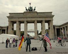 Brandenburger Tor, Berlin, Germany | Puerta de Brandeburgo, Berlin, Alemania