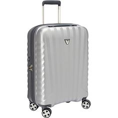 Roncato UNO ZSL Premium 22″ Int'l Carry-On Spinner  http://www.alltravelbag.com/roncato-uno-zsl-premium-22-intl-carry-on-spinner/