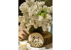 numar_masa_21 Wedding Table Numbers, Place Cards, Place Card Holders, Table Decorations, Home Decor, Table Numbers, Decoration Home, Room Decor, Dinner Table Decorations