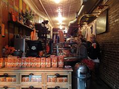 Mud Coffee NYC- East village, my old neighbor