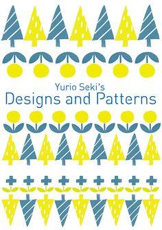 La seconda raccolta completa delle opere di design di Yurio Seki.