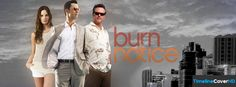 Burn Notice 2 Timeline Cover 850x315 Facebook Covers - Timeline Cover HD