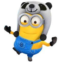 Minion Rush, Minions, Panda, Fictional Characters, The Minions, Fantasy Characters, Minions Love, Pandas, Minion Stuff