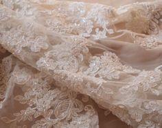 Lace fabric   Etsy
