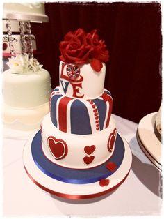 UK Love Cake www.mycakedecorating.com