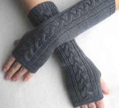 1000 images about handschuhe und stulpen on pinterest stricken drops design and wrist warmers. Black Bedroom Furniture Sets. Home Design Ideas