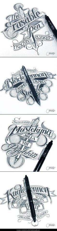 Typography  50 crÃations autour de la typographie et du graphisme  inspiration-typograph
