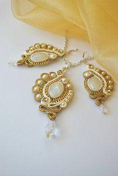 Charlotte komplet / Barborieta - SAShE.sk - Handmade Sady šperkov