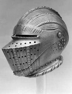 Helmet, Arms and ArmorMedium: SteelPurchase, Joseph Pulitzer. Armor All, Arm Armor, Suit Of Armor, Medieval Knight, Medieval Armor, Ancient Armor, Joseph Pulitzer, Medieval Helmets, Knight Armor