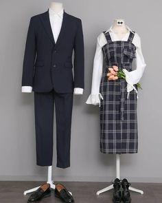 Fashion Couple, Cute Fashion, Fashion Outfits, Cute Casual Outfits, Pretty Outfits, Korean Fashion Trends, Asian Fashion, Matching Couple Outfits, Ulzzang Fashion