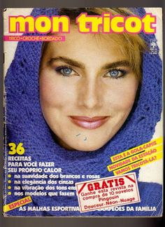 Revista Mon Tricot: Mon Tricot 76 - Maio 1985