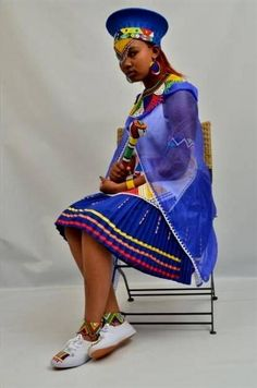 Gorgeous Traditional Dress Of South African Ideas Traditional Dress Of South African - This Gorgeous Traditional Dress Of South African Ideas photos was upload on March, 10 2020 by admin. Here latest . Zulu Traditional Wedding Dresses, Sotho Traditional Dresses, Zulu Traditional Attire, African Traditional Wedding, Traditional Outfits, Wedding Dresses South Africa, African Wedding Attire, South African Weddings, African Attire