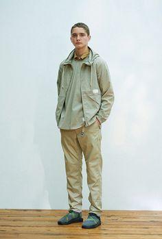 The North Face Purple Label SS16.  menswear mnswr mens style mens fashion…