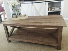 Hey, I found this really awesome Etsy listing at https://www.etsy.com/pt/listing/295090357/rustic-x-coffee-table