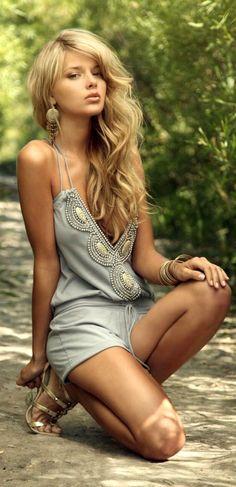 Sexy Boho [ VelvetEyewear.com ] #sexy #luxury #style